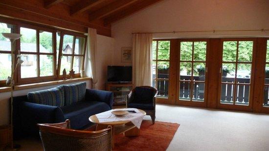 Hotel Aschenbrenner: main room