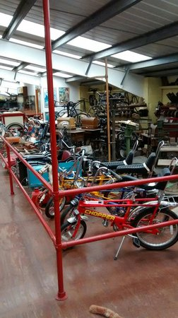 The Pallot Steam, Motor & General Museum: Bicycles too!
