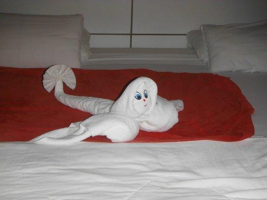 Temptation Resort Spa Cancun: Great room service