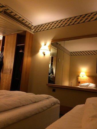 Radisson Blu Royal Viking Hotel, Stockholm: God service og god frokost og og bra rom det er ett bra hotel��