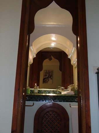 Riad Al Badia: Terrace Room