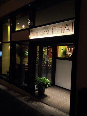 Pavillon Thai