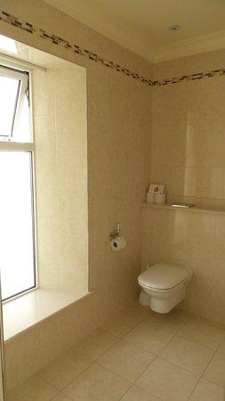 International Hotel Killarney: Standard bath