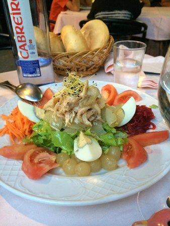 Restaurante Valencia: Salat