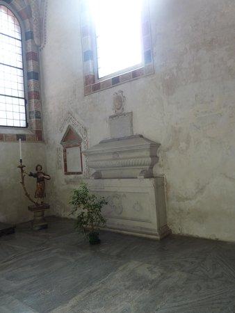 Sainte-Marie-des-Grâces (Santa Maria della Grazie) : Monument Olgiati daté du XVI