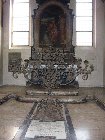 Sainte-Marie-des-Grâces (Santa Maria della Grazie) : Autre chapelle