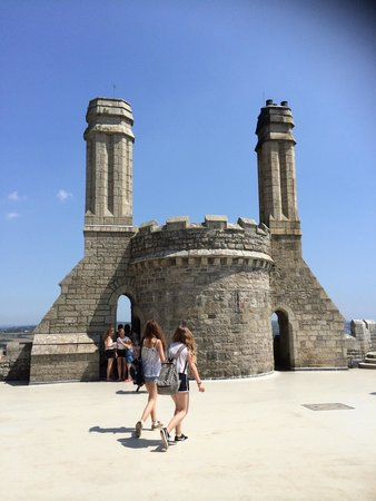 St. Michael's Mount: A good day to visit
