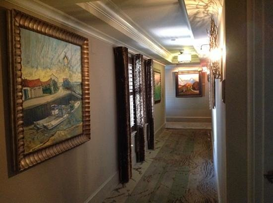 Grand Bohemian Hotel Asheville, Autograph Collection: art at every turn.