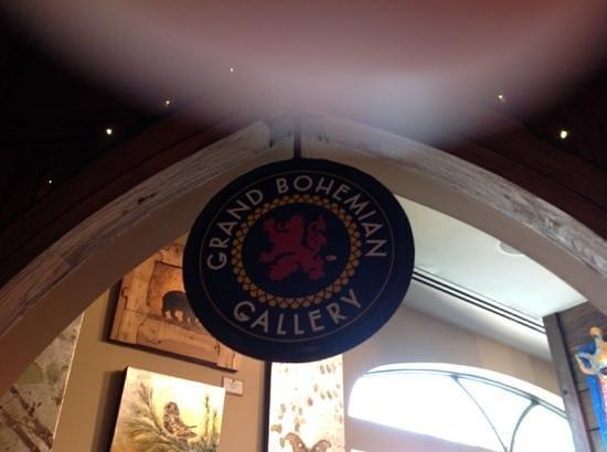 Grand Bohemian Hotel Asheville, Autograph Collection: logo
