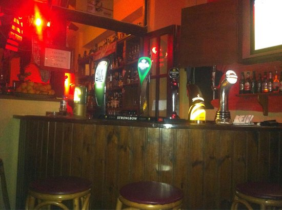 Crusoes Pub Cafe: Top beers