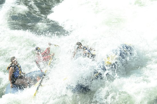 Rafting with Mountain River Outfitters, Riggins, ID