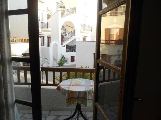 Studios Romanza: balconcino