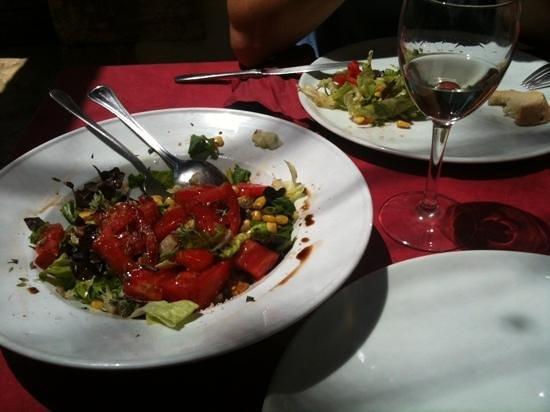 Lunch at Paraiso Perdido