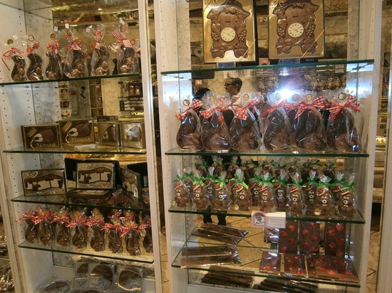 Adler: The Chocolate Shop!!
