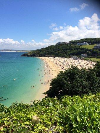 Porthminster Beach: Stunning beach