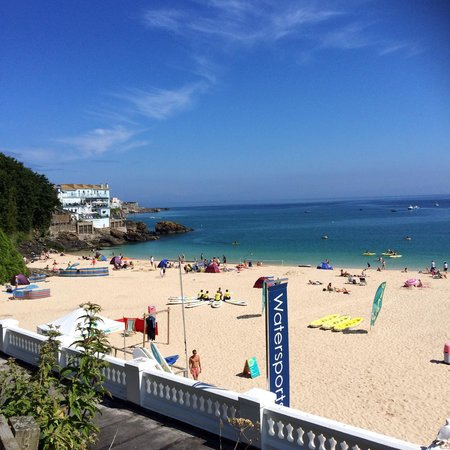 Porthminster Beach: One of the best beaches in the world