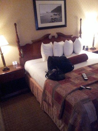 Best Western Plus Humboldt Bay Inn: Bed