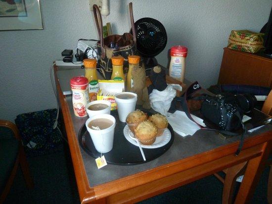 La Quinta Inn Las Cruces Mesilla Valley: Breakfast at the La Quinta