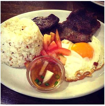 Lutong Pinoy Filipino Restaurant Tapsilog All Day Breakfast Available