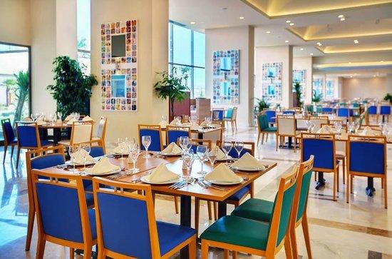 La Blanche Island Bodrum: Main Restaurant