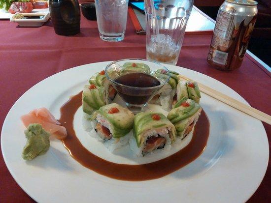 Jimmy's Sushi : Florida Keys -For those who like it raw