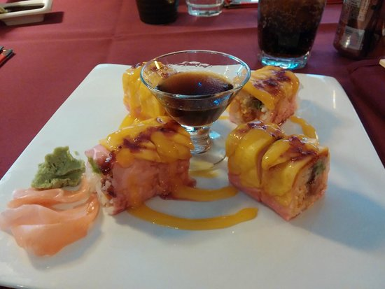 Jimmy's Sushi : Out of Control -mango mmm