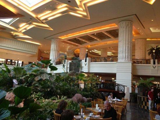 Grand Hyatt Dubai: Hotel - restaurant
