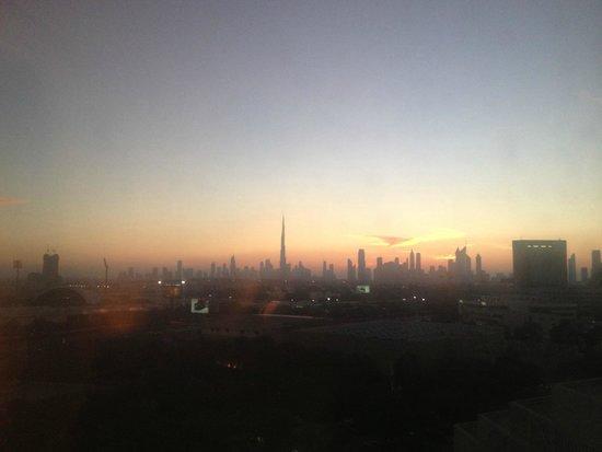 Grand Hyatt Dubai: View of apartment