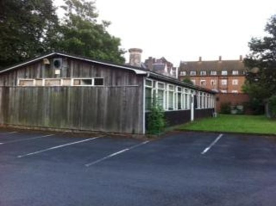 Studley Castle Hotel and Conference Centre: The Outbuildings