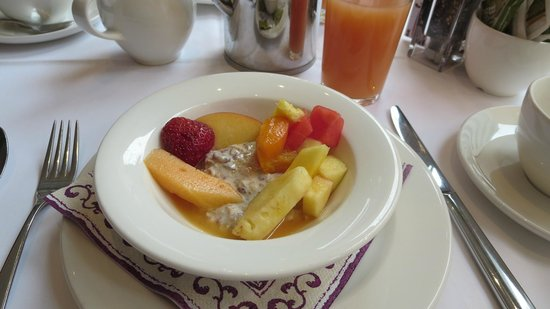 Hotel&Villa Auersperg: Breakfast.