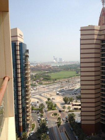 Khalidiya Palace Rayhaan by Rotana: Emirates palace view from room