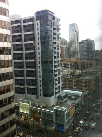 Shangri-La Hotel, Vancouver : View of Room