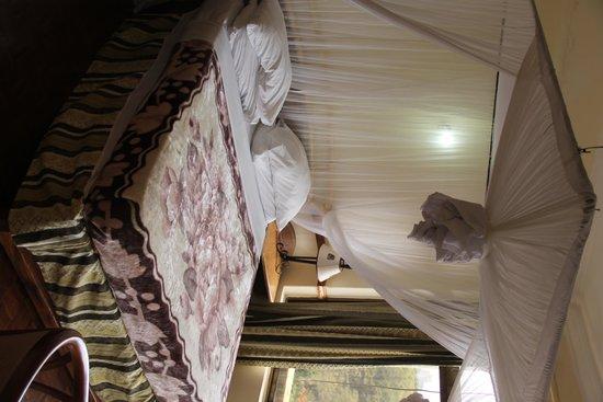 Impala Hotel: comfy sleep