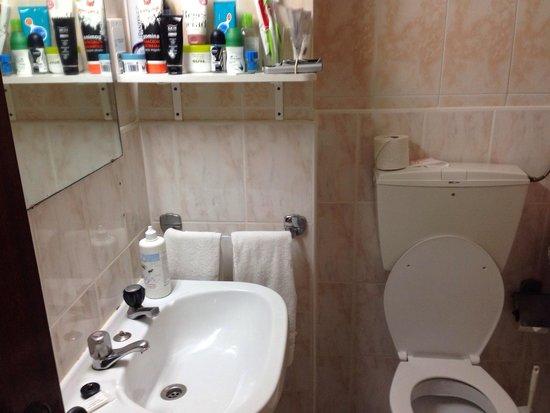 Algarve Gardens: Baño apartamento