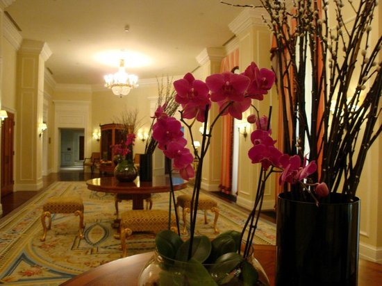 Four Seasons Hotel Lion Palace St. Petersburg: Hotel Conference Room Hall
