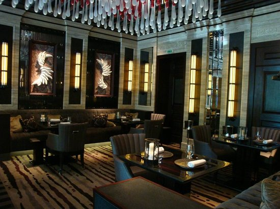 Four Seasons Hotel Lion Palace St. Petersburg: Hotel Italian Restaurant