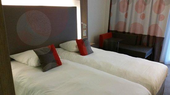 Novotel Avignon Centre: Łóżka