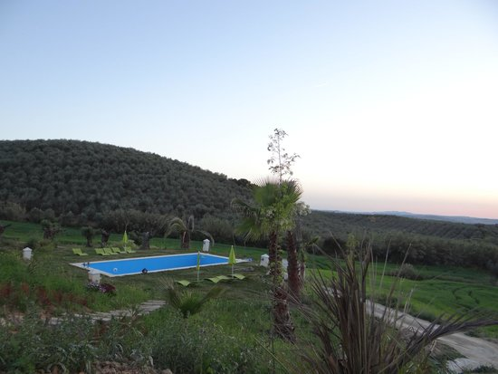 Hacienda la Morena : Zwembad bij hotel