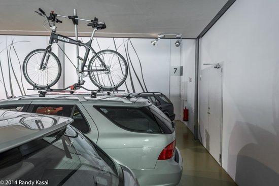 Saab Car Museum Lifestyle