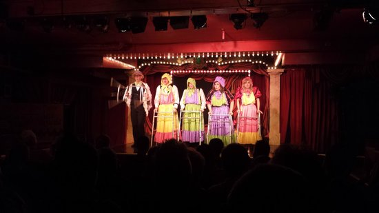 Sweet Fanny Adams Theatre: Loved the choreography