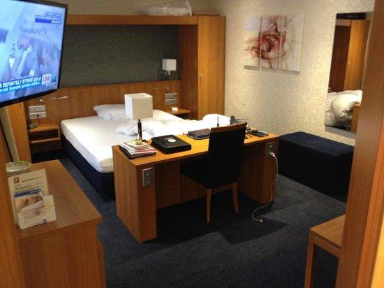 Hotel Böhler: A deluxe room
