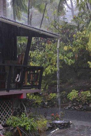 Cocoa Cottages: fin de tempête tropicale