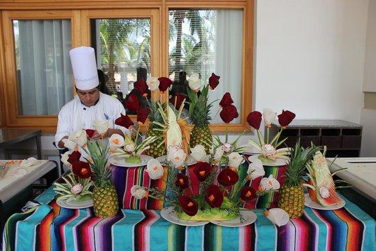 Hotel Riu Emerald Bay: Decoracion
