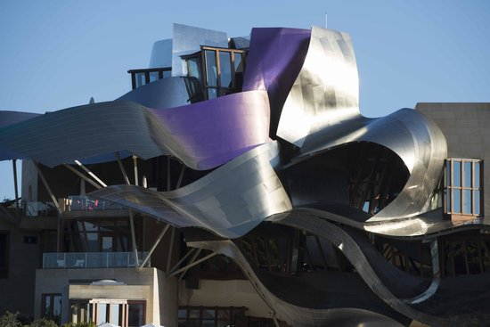 Hotel Marques de Riscal a Luxury Collection Hotel : Hotel