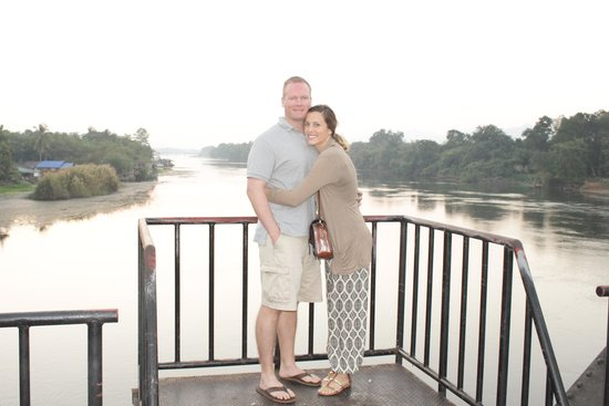 Tour with Tong: Bridge Over River Kwai