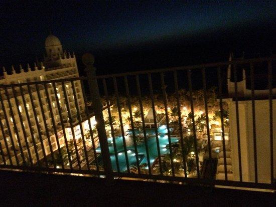 Hotel Riu Palace Aruba: Sacada