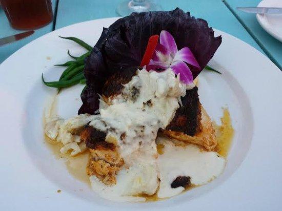 Shipp's Harbour Grill: My Mahi Mahi, soooo good!