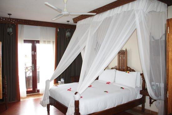 DoubleTree by Hilton Resort Zanzibar - Nungwi : good nights sleep