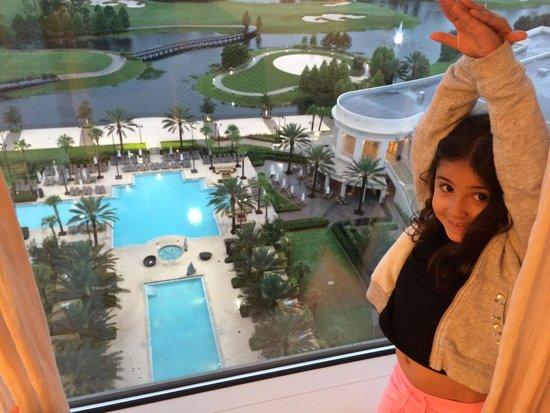 Waldorf Astoria Orlando : View