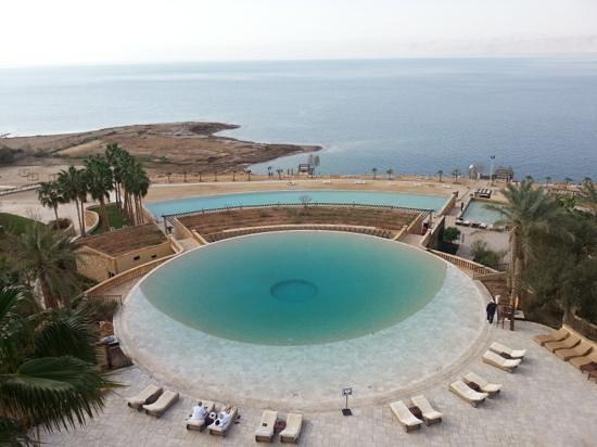 Kempinski Hotel Ishtar Dead Sea : Kempinski dead sea. A memorable experience.